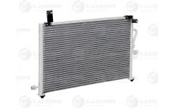 Радиатор кондиц. для а/м Daewoo Matiz (01-) (LRAC DWMz01331)