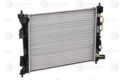 Радиатор охл. для а/м Hyundai Solaris/Kia Rio (10-) AT (LRc 081L4)