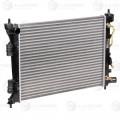 Радиатор охл. для а/м Hyundai Solaris/Kia Rio (10-) AT6 (LRc 081V4)