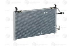 Радиатор кондиц. для а/м Daewoo Nexia/Espero (94-) (LRAC 0547)