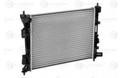 Радиатор охл. для а/м Hyundai Solaris/Kia Rio (10-) MT (LRc 08L4)
