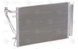 Радиатор кондиц. с ресивером для а/м Kia Cerato (09-) (LRAC 08M1)