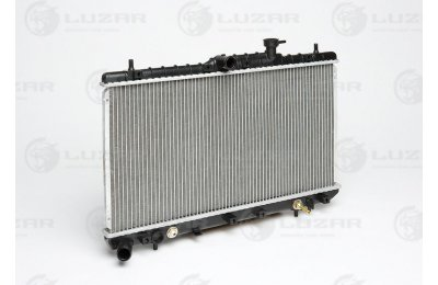 Радиатор охл. для а/м Hyundai Accent (99-) 1.5/1.6 AT (LRc HUAc99240)