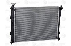 Радиатор охл. для а/м Kia Cerato (09-) MT (LRc 08M1)