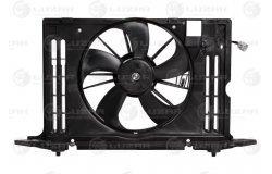 Э/вентилятор охл. с кожухом для а/м Toyota Corolla (07-)/Auris (09-) 1.4i/1.6i (LFK 1914)