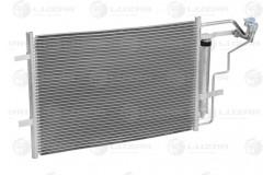 Радиатор кондиц. с ресивером для а/м Mazda 3 (BL) (09-) (LRAC 25Z6)