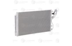 Радиатор кондиц. с ресивером для а/м Kia Optima (15-) 2.0i/2.4i AT (LRAC 08120)