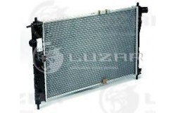Радиатор охл. для а/м Daewoo Nexia (94-) 1.5/1.8 MT (LRc DWNx94147)