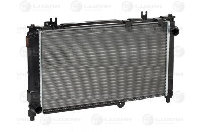 Радиатор охл. алюм. для а/м ВАЗ 2190 Гранта/Datsun on-Do A/C (LRc 0192b)
