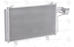 Радиатор кондиц. с ресивером для а/м Mazda 6 (GJ) (12-) (LRAC 251PE)