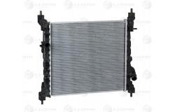 Радиатор охл. для а/м Chevrolet Spark M300 (11-) (LRc 05141)