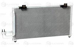 Радиатор кондиц. для а/м Kia Spectra (97-) (LRAC 08A1)