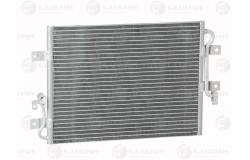 Радиатор кондиц. для а/м Fiat Albea (02-) (LRAC 1661)