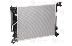 Радиатор охл. для а/м Kia Optima (15-) 2.0i/2.4i AT (LRc 08120)