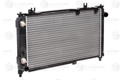 Радиатор охл. алюм. для а/м ВАЗ 2190 Гранта AКПП (LRc 01192b)