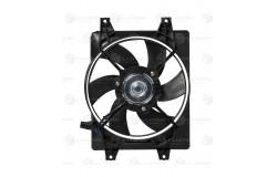 Вентилятор радиатора кондиционера Hyundai Accent МКПП