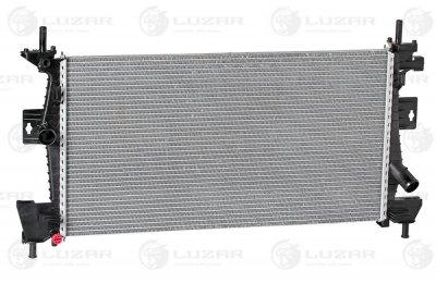 Радиатор охл. для а/м Ford Focus III (11-) 1.6i/2.0i Zetec (LRc 1075 )