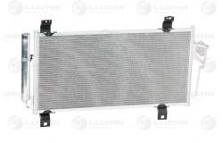 Радиатор кондиц. с ресивером для а/м Mazda 6 II (07) (LRAC 25LF)
