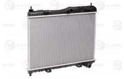 Радиатор охл. для а/м Ford Fiesta (08-) 1.25i/1.4i/1.6i MT (LRc 1024)