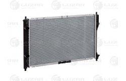 Радиатор охл. для а/м ZAZ Chance (09-) 1.3 A/C (LRc 0461b)
