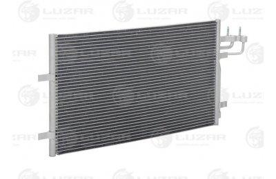 Радиатор кондиц. для а/м Ford Focus II (LRAC FDFs03348)