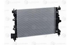 Радиатор охл. для а/м Chevrolet Aveo T300 (11-) AT (LRc 05196)