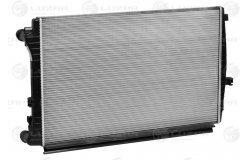 Радиатор охл. для а/м Skoda Octavia A7 (13-)/VW Golf VII (12-) (LRc 18EM)
