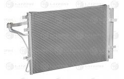Радиатор кондиц. с ресивером для а/м Hyundai Сreta (15-) (LRAC 08M0)