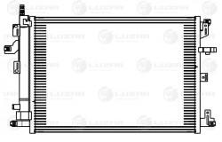 Радиатор кондиц. c ресивером для а/м Volvo XC90 (02-) (LRAC 1057)