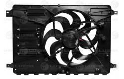 Э/вентилятор охл. с кожухом для а/м Ford Mondeo (07-) (LFK 1041)