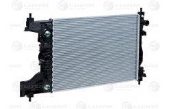 Радиатор охл. для а/м Chevrolet Cruze/Opel Astra J (09-) 1.6i AT (LRc 05153)