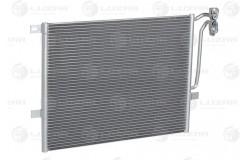 Радиатор кондиц. для а/м BMW 3 (E46) (98-) (LRAC 26118)