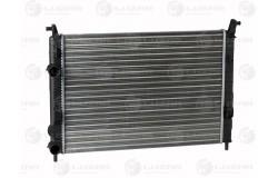 Радиатор охл. для а/м Fiat Albea (02-) A/C (LRc 1661 )