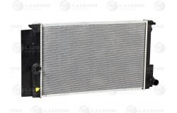 Радиатор охл. для а/м Toyota Corolla (07-)/Avensis (09-)/Auris (09-) M/P (LRc 19D4)