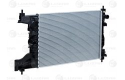 Радиатор охл. для а/м Chevrolet Cruze/Opel Astra J (09-) 1.6i MT (LRc 0551)