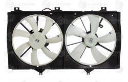 Э/вентиляторы охл. с кожухом (2 вент.) для а/м Toyota Camry (XV40) (07-) 2.4i (LFK 1918)