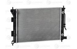 Радиатор охл. для а/м Kia CEED (12-)/Soul (08-)/Hyundai Elantra (MD) (11-) G AT (LRc 081X3)