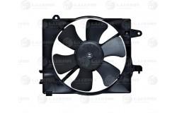 Э/вентилятор охл. с кожухом для а/м Daewoo Matiz (02-) M/A (LFc 0566)