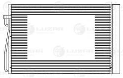 Радиатор кондиц. для а/м BMW 5 (E60/61) (03-) G (LRAC 26109)