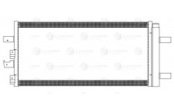 Радиатор кондиц. для а/м BMW X1 (F48) (15-) M/A (LRAC 2613)