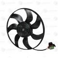Э/вентилятор охл. с резистором для а/м Chevrolet Cruze (09-) (LFc 0550)