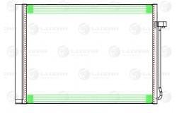 Радиатор кондиц. для а/м BMW X5 (E70) (06-)/X6 (E71) (07-) (LRAC 26193)