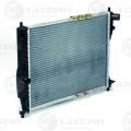 Радиатор охл. для а/м Chevrolet Lanos (02-) 1.5/1.6 MT (LRc 0563b)