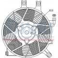 Вентилятор радиатора MITSUBISHI RAJERO -00/SPORT 2.5 TD/3.0 02-