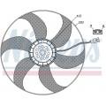 Вентилятор радиатора MB W638 -03