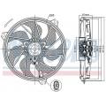 Вентилятор радиатора PEUGEOT 206