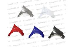 Крыло переднее правое RENAULT Sandero  ПОД РАСШИРИТЕЛЬ (STEPWAY) в цвет