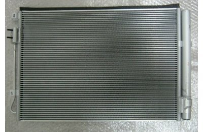 Радиатор кондиционера Solaris 11-, Rio 11-