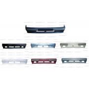 Бампер передний ВАЗ 2113-15 окрашенный в цвет с ПТФ