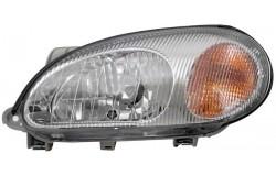 Фара левая с электро коректор.Chevrolet Lanos (98-)